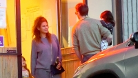 Ryan Gosling and Eva Mendes Are All Smiles During Sushi Date With Their 2 Daughters — Take a Look!