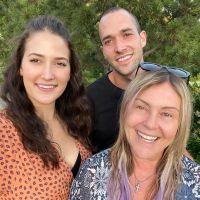 Alex Trebek family