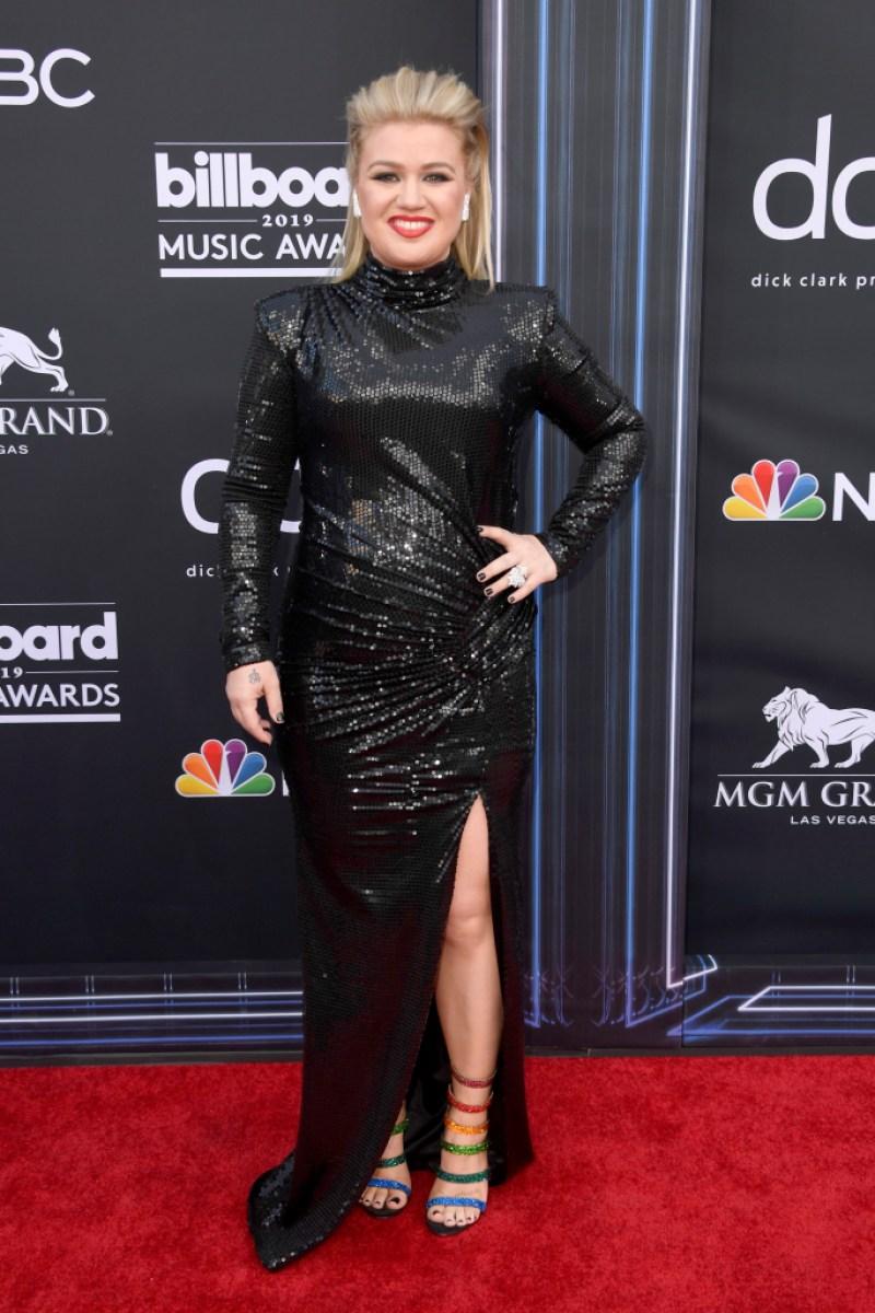 Kelly Clarkson 2019 Billboard Music Awards