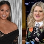 kelly-clarkson-chrissy-teigen