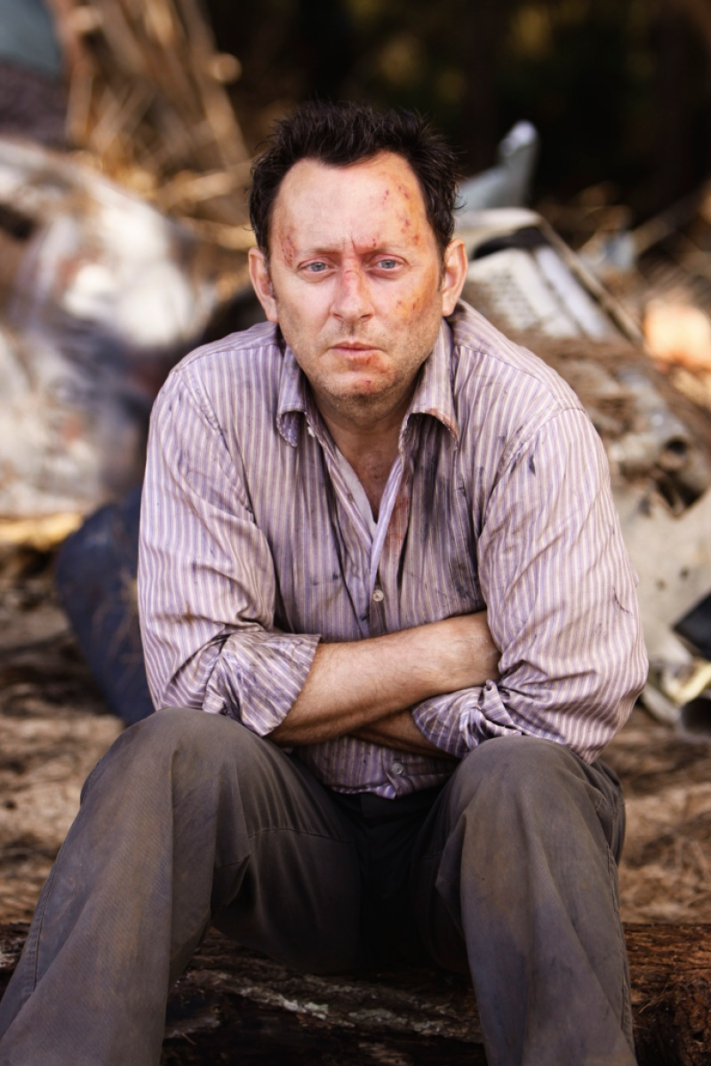 Michael Emerson in Lost