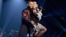 Madonna Maluma 2019 Billboard Music Awards