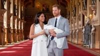 meghan-markle-prince-harry-baby-archie-windsor-castle-debut
