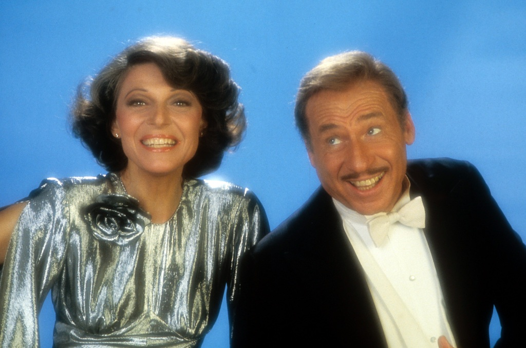 Anne Bancroft And Mel Brooks In 'To Be Or Not To Be'