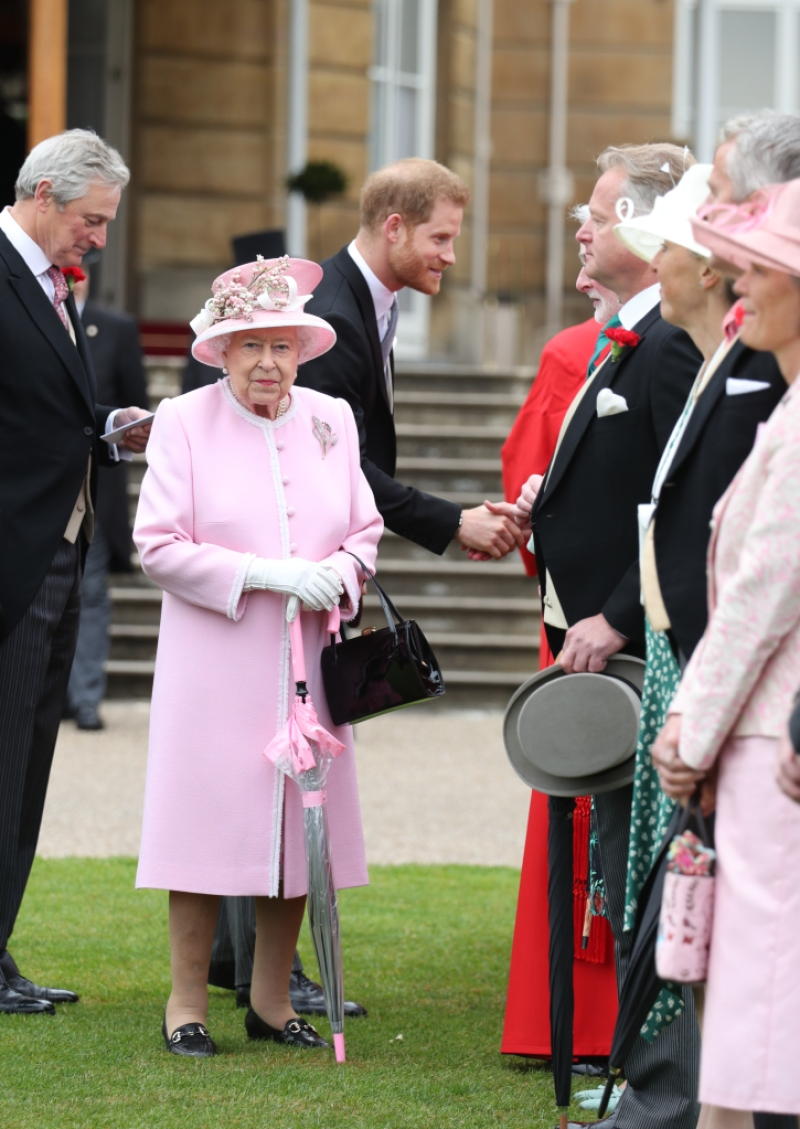 prince-harry-queen-elizabeth-back-to-back-buckingham-palace-events
