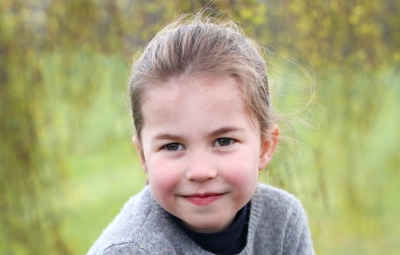 Pictures of Princess Charlotte taken by her Mother Kate Middleton