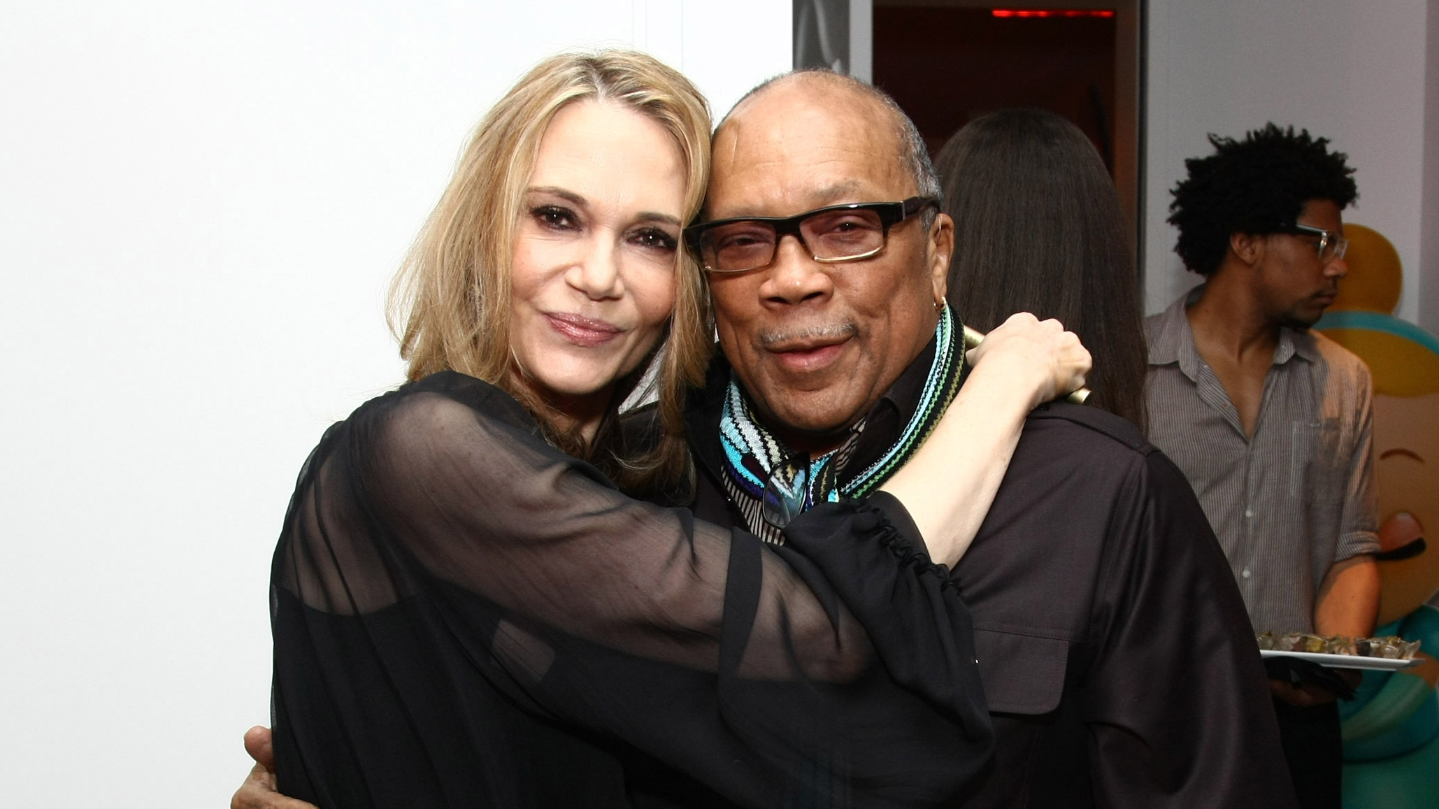 Quincy Jones Shares Emotional Tribute Following Ex-Wife Peggy Lipton's Death: 'Love Is Eternal'