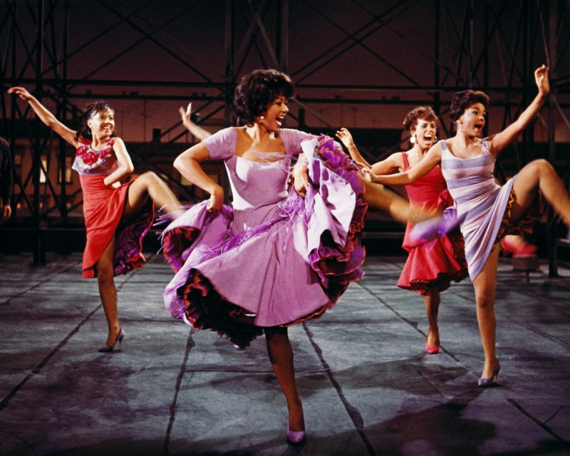 Rita Moreno in 1961's 'West Side Story'