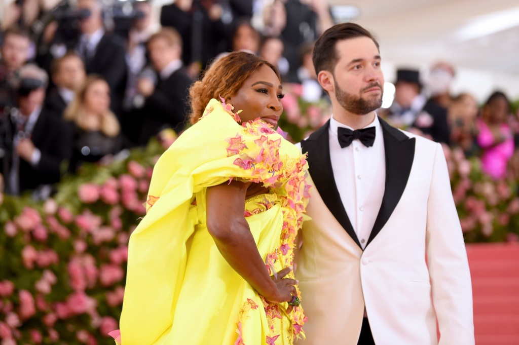 Serena Williams attends The 2019 Met Gala Celebrating Camp: Notes on Fashion at Metropolitan Museum of Art