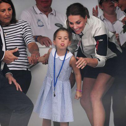 Princess Charlotte Cutest Photos