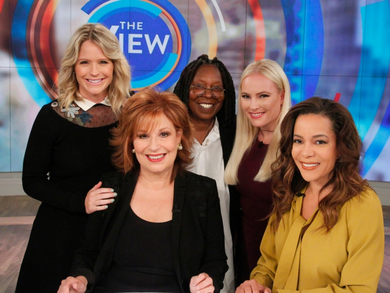"ABC's ""The View"" - Season 20"