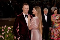 Tom Brady and Gisele Bündchen attends The 2019 Met Gala Celebrating Camp: Notes on Fashion at Metropolitan Museum of Art