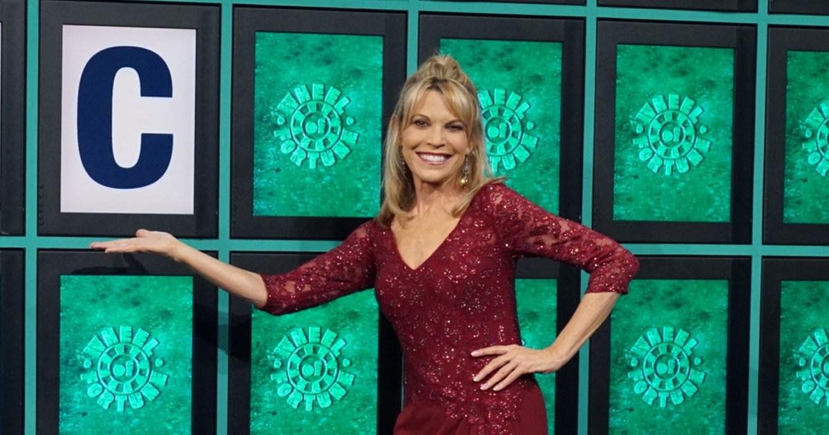 Vanna White Salary Wheel Of Fortune Stars Net Worth Revealed