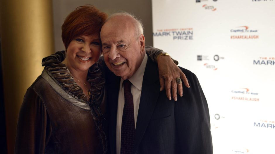 Vicki Lawrence and Tim Conway in 2013