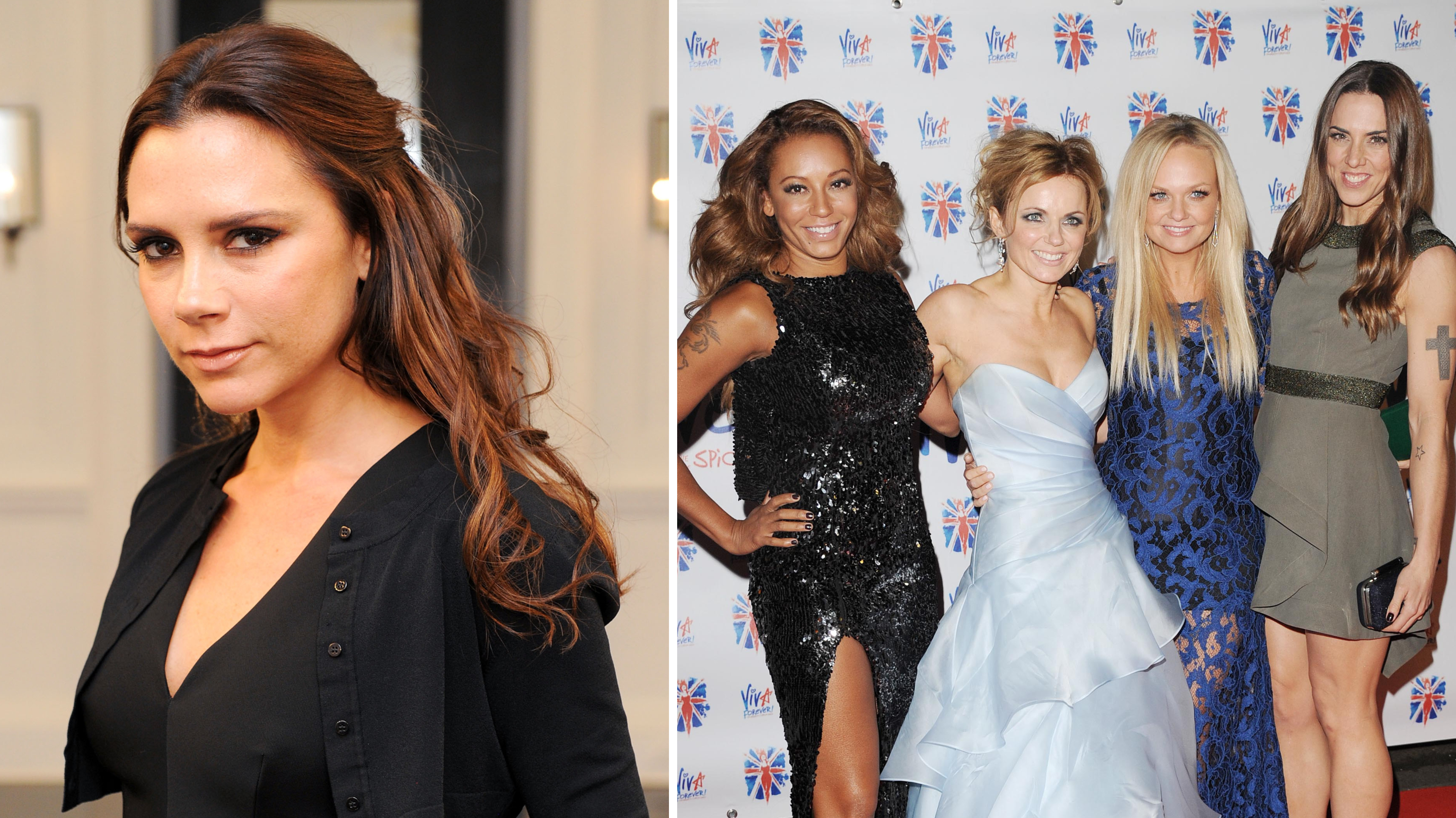 Aww!Victoria Beckham Shares Sweet Message to Former Spice Girls Members on Day 1 of Their Reunion Tour