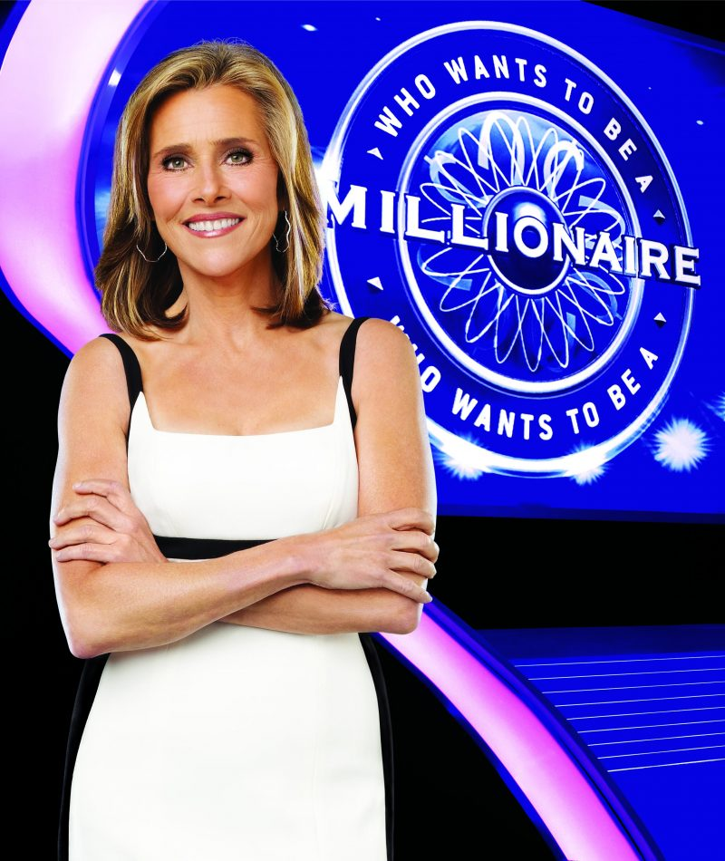 Who Wants to Be a Millionaire Meredith Vieira hosting