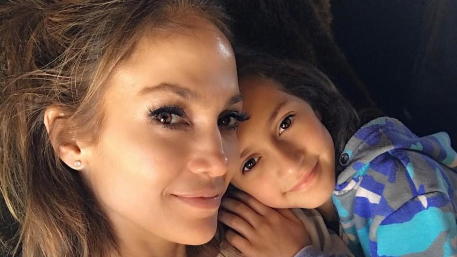 Jennifer Lopez Daughter Emme