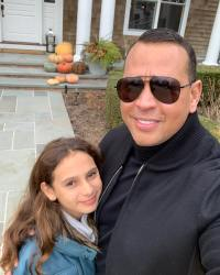alex rodriguez daughter ella