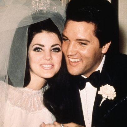 Elvis Presley Priscilla Presley
