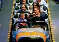 Jennifer Garner Disneyland