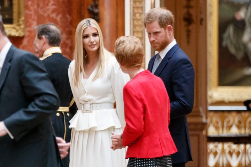 Queen elizabeth palace party
