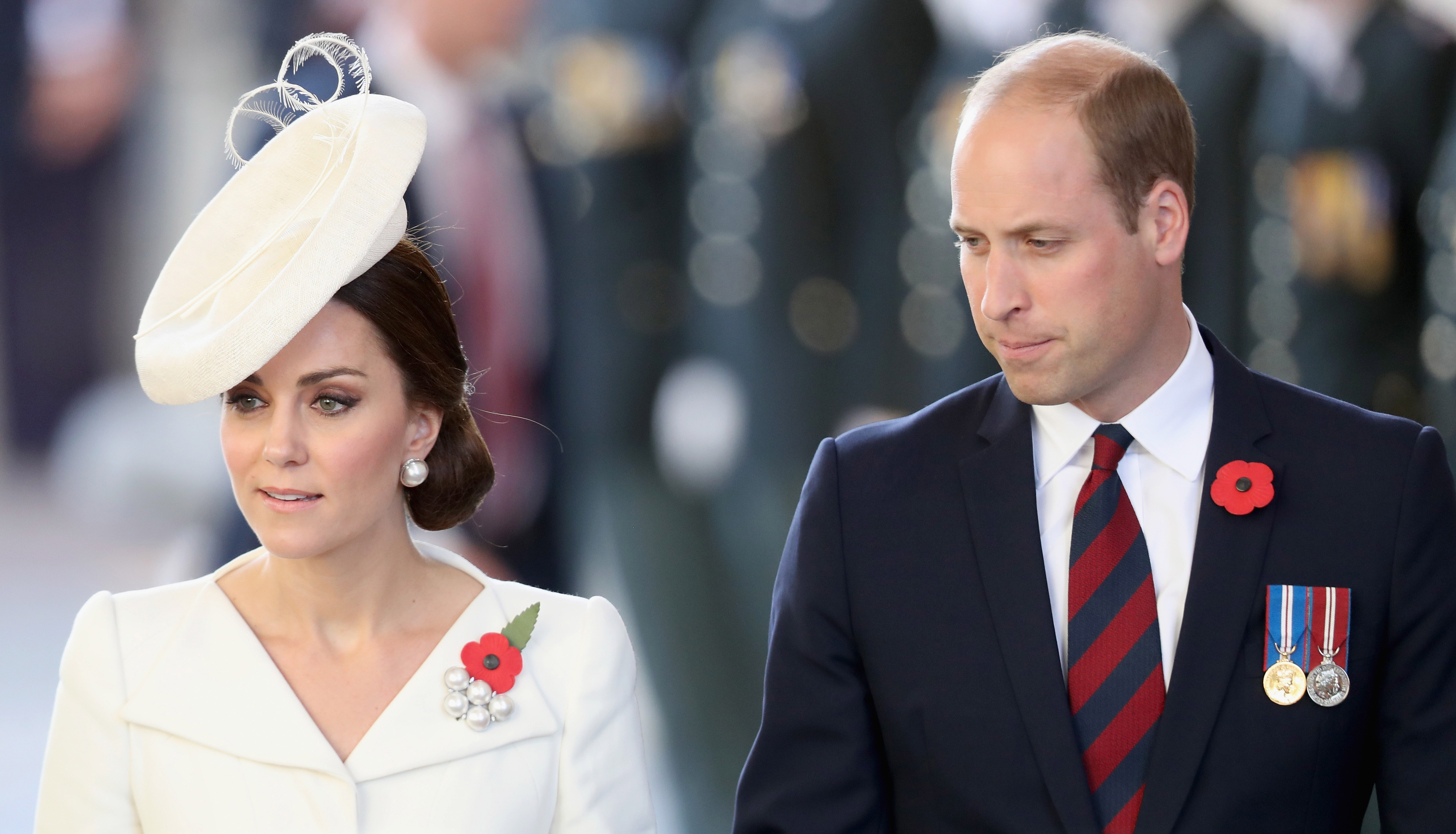 Prince William and Kate Middleton 'Deeply Concerned and Saddened' After Woman Is Run Over By Their Royal Convoy