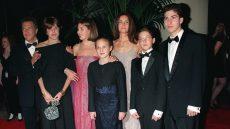 Dustn Hoffman Family