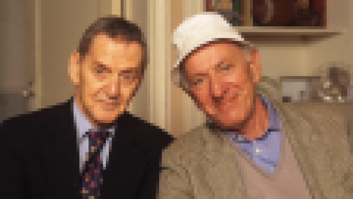 Jack Klugman and Tony Randall