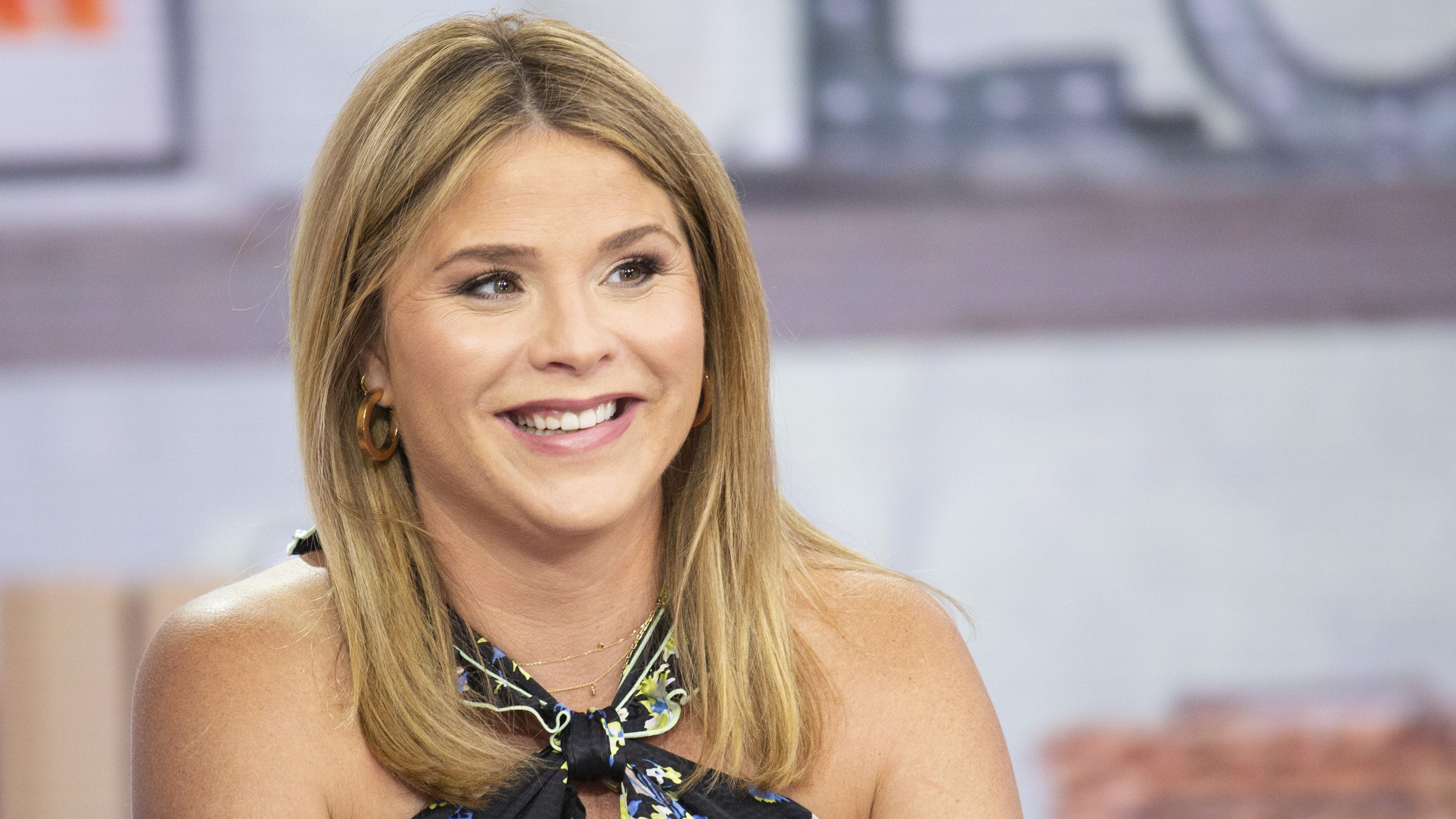 Jenna Bush Hager Reveals Baby Bump on 'Today' Show — See the Pics!
