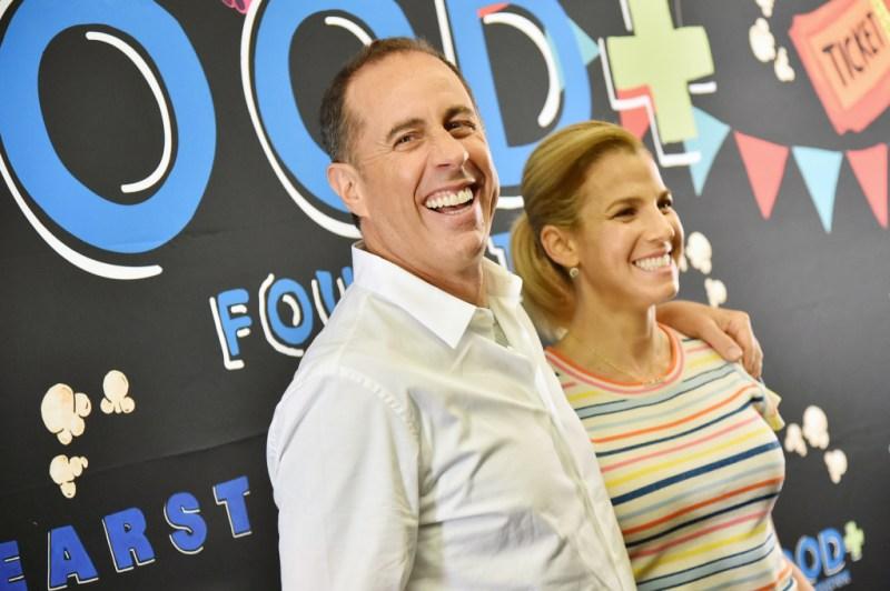 Jessica Jerry Seinfeld