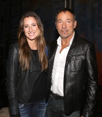 Jessica Springsteen-father-bruce