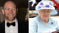 Mike Tindall Queen ELizabeth