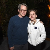 Matthew Broderick James