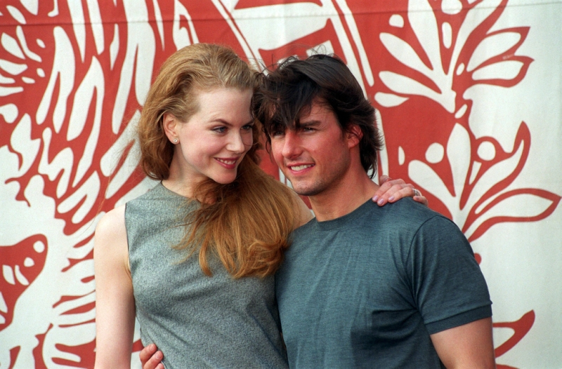 Tom Cruise Nicole Kidman