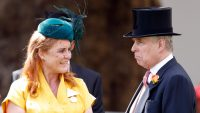 Amicable Exes Sarah Ferguson and Prince Andrew Reunite for Royal Ascot — Take a Look!