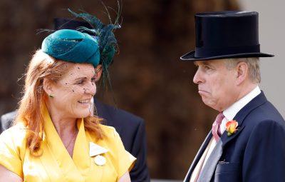 Sarah Ferguson Prince Andrew
