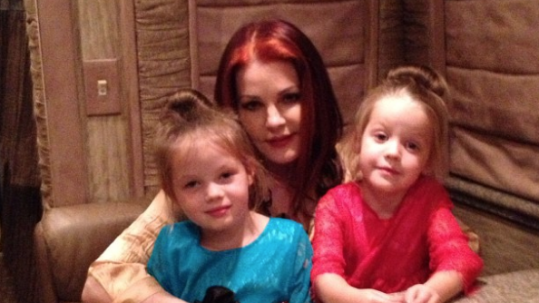 Priscilla Presley Fav Thing About Being A Grandma To Lisa Marie Kids