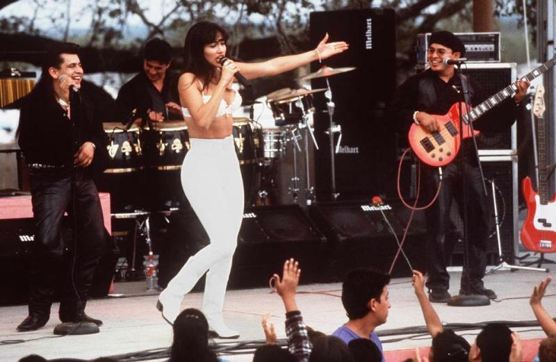 Jennifer Lopez Selena