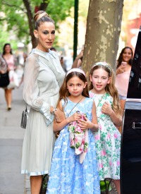 Sarah Jessica Parker Daughters