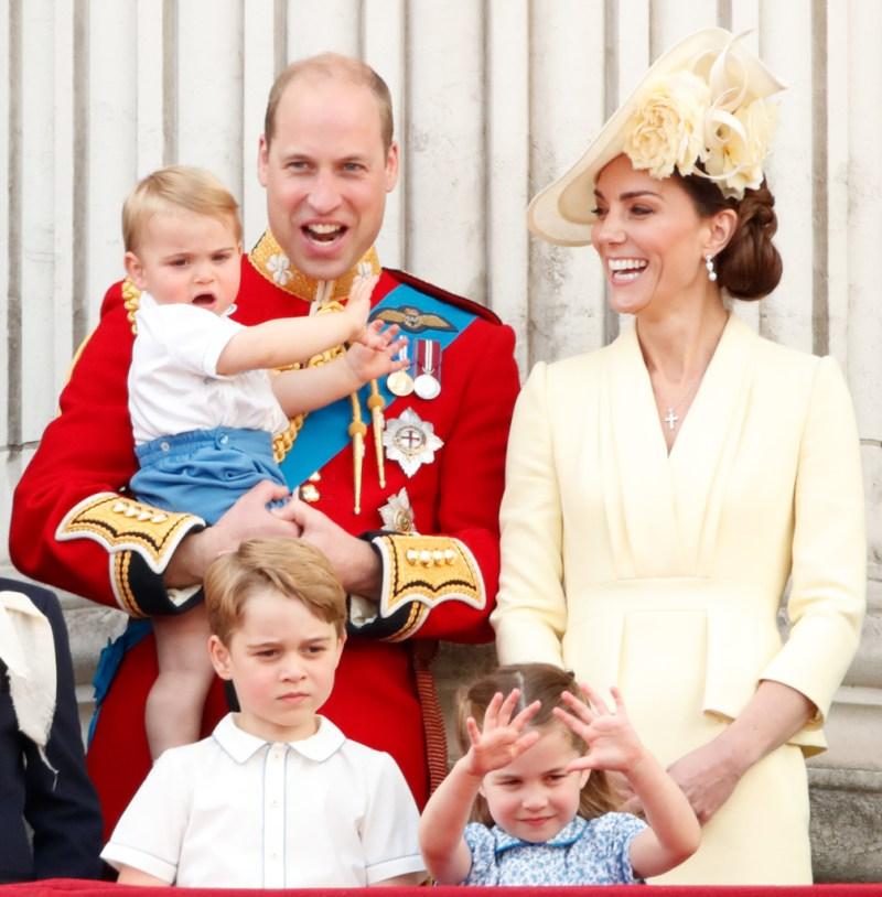 Prince William Kate Middleton Family