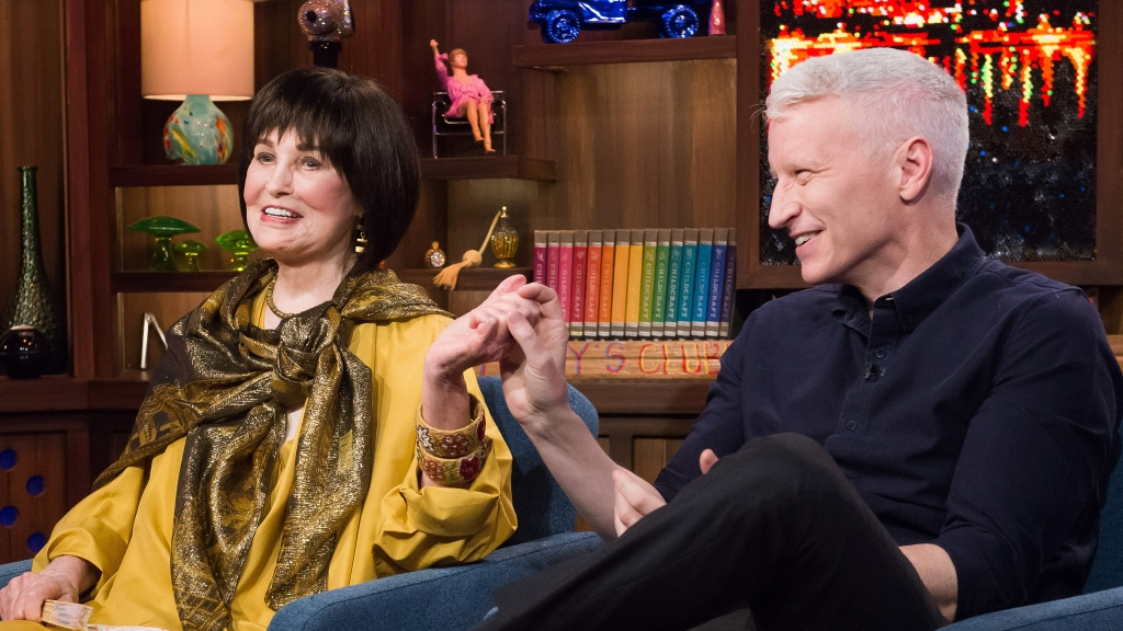 anderson-cooper-gloria-vanderbilt-watch-what-happens-live