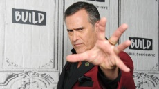 Actor Bruce Campbell