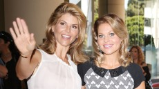 Candace Cameron Bure Says Lori Loughlin's 'Fuller House' Absence 'Hasn't Been Discussed'
