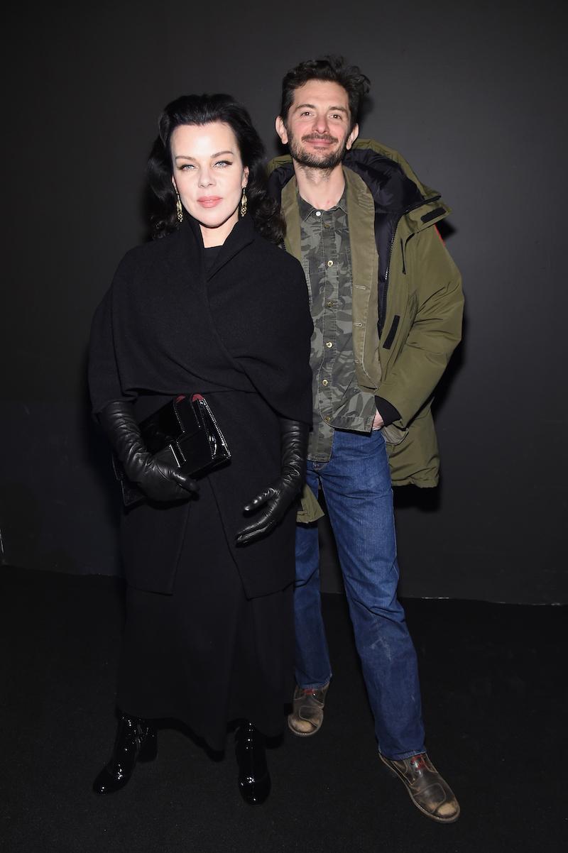 Debi Mazar and Husband Gabriele Corcos