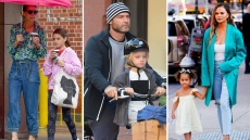 Celebrity Kids Making Public Appearances With Their Famous Parents