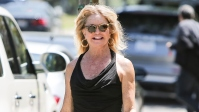 Goldie Hawn Is All Smiles While Enjoying the Gorgeous California Sunshine — See the Snapshots!