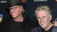 Gary Busey and Son Jake Busey