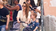 Jessica Alba Spotted on Mom Duty While Vacationing in Rome With All 3 Kids — See the Cute Pics!
