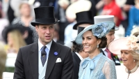 Kate Middleton, Prince William and Other Royals Step Out for Day 1 of Royal Ascot — See What They're Wearing!