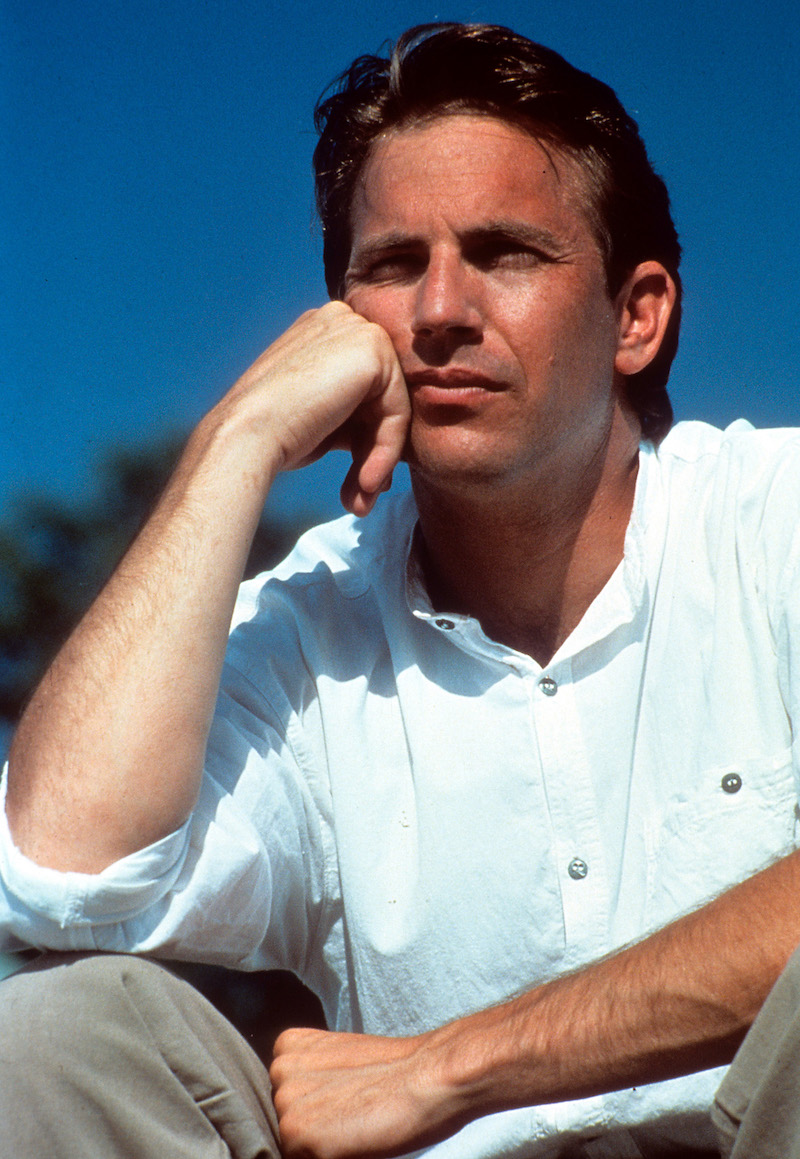 Kevin Costner in 'Field of Dreams'